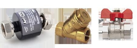 instalare filtru magnetic anticalcar filtru Y